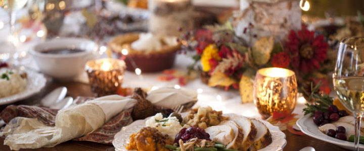 Celebrate Thanksgiving 2020 by Preparing for the Holiday Season at Irving Towne Center